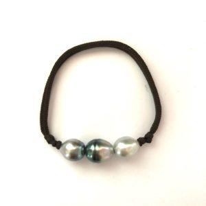 bracelet perles and wax