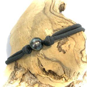 Bracelet perle de Polynésie pour homme